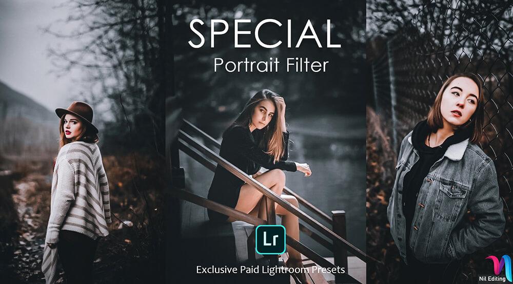 free lightroom presets for portraits