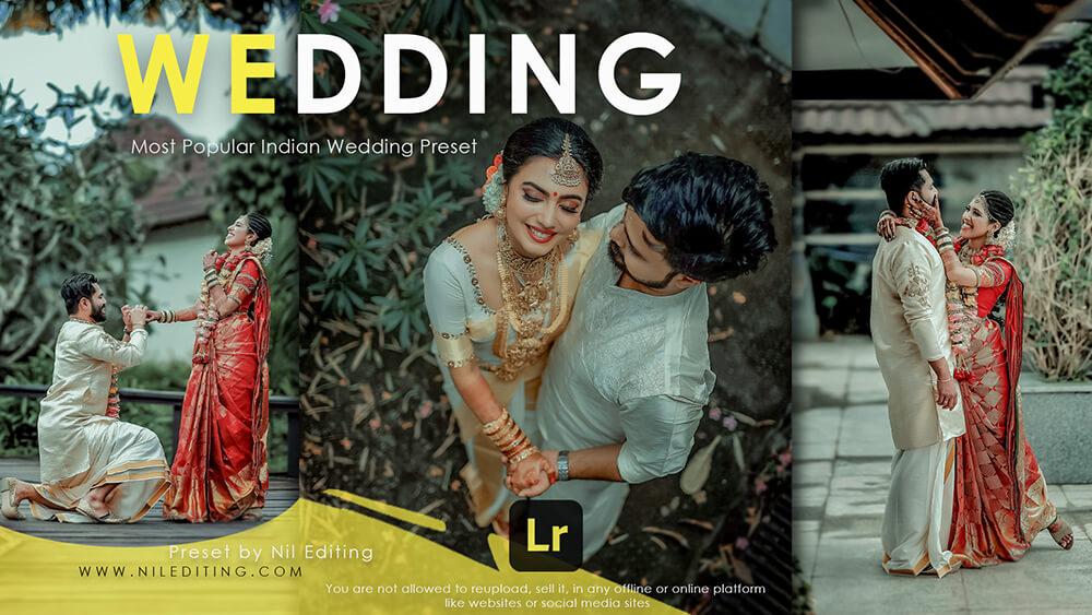 Indian Wedding Preset